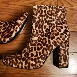 Charles David Shoes - CHARLES DAVID LEAPERD  booties NWT